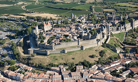 Carcassonne projet grand site